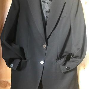 Black DKNY blazer